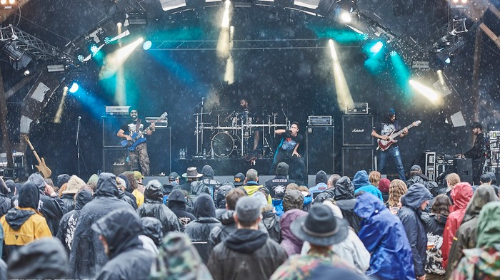 Death Metal Band Gutslit Is Setting off on a Record-Setting Asia Tour