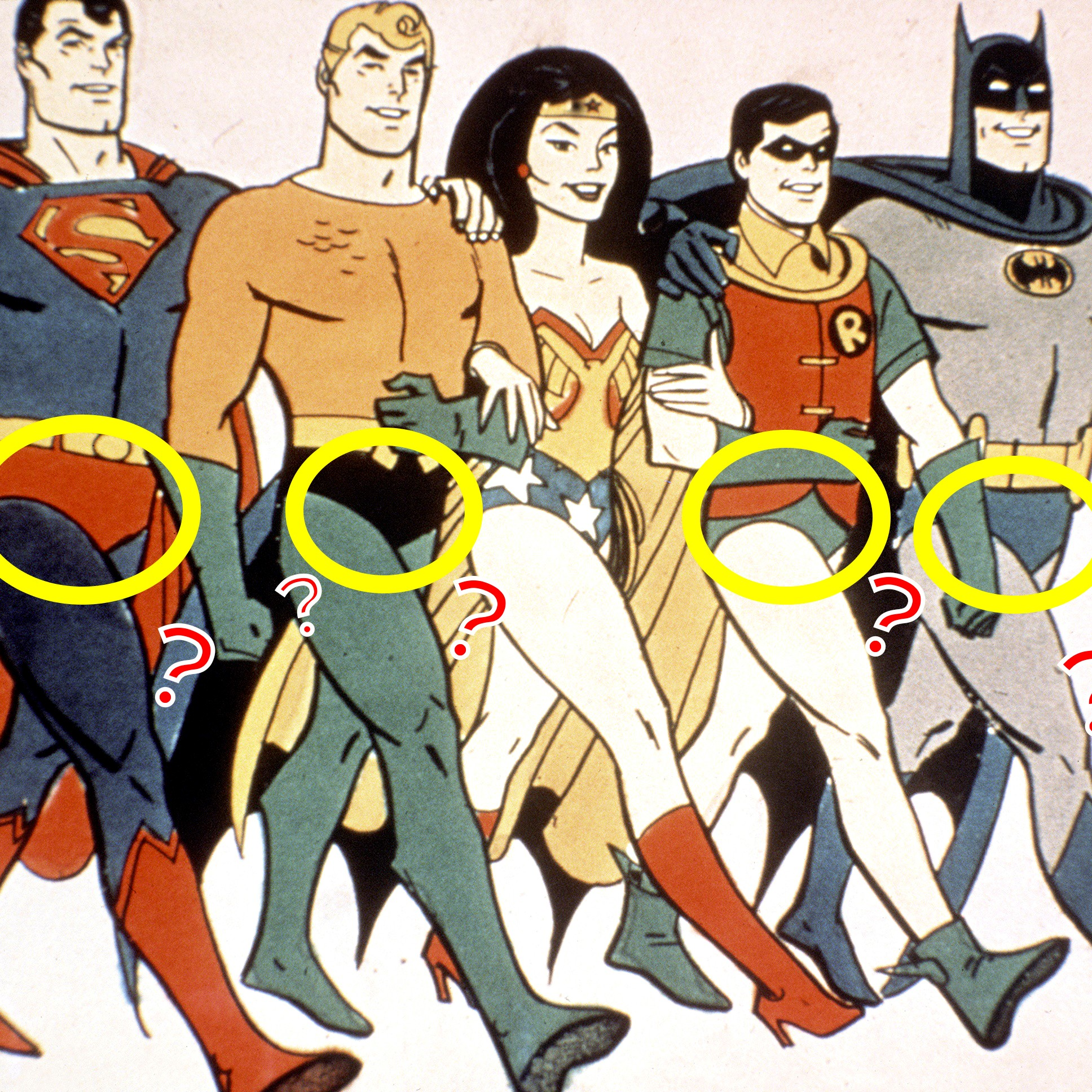 penisuri supereroi