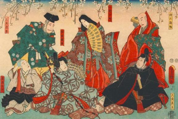 Aristocratic women of ancient japan essay