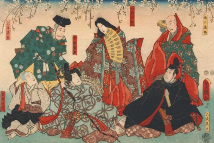The Love Poems of Japan's Heian Court Were the Original Thirst Texts