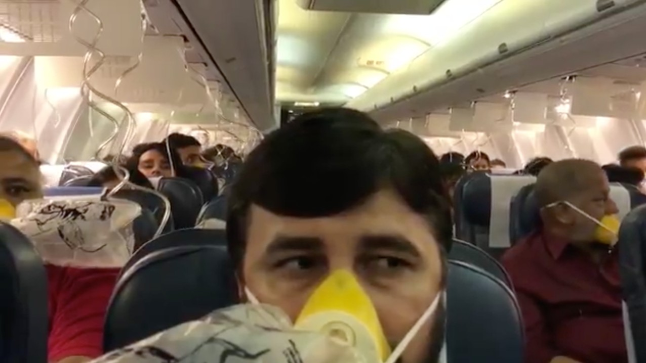 Passengers Bled from Their Ears After Pilots 'Forgot' to Pressurize Plane-華夏娛樂360
