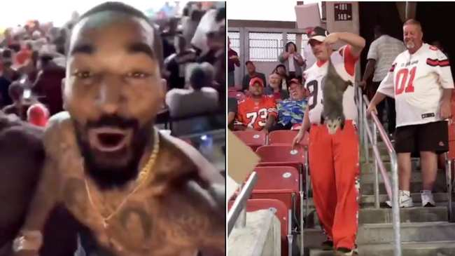f9b5b6a8d37 The Most Amazing Moments from the Cleveland Browns  First Win Since 2016
