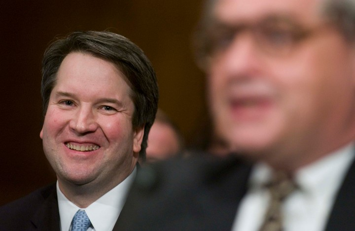 Kavanaugh Has Exposed the Savage Amorality of America's Ruling Class