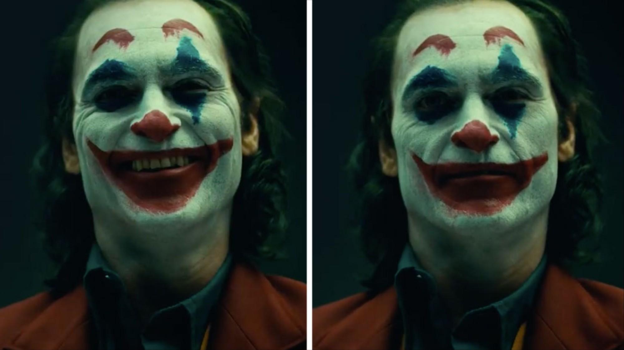 Ok Joaquin Phoenix Looks Absolutely Terrifying In Joker