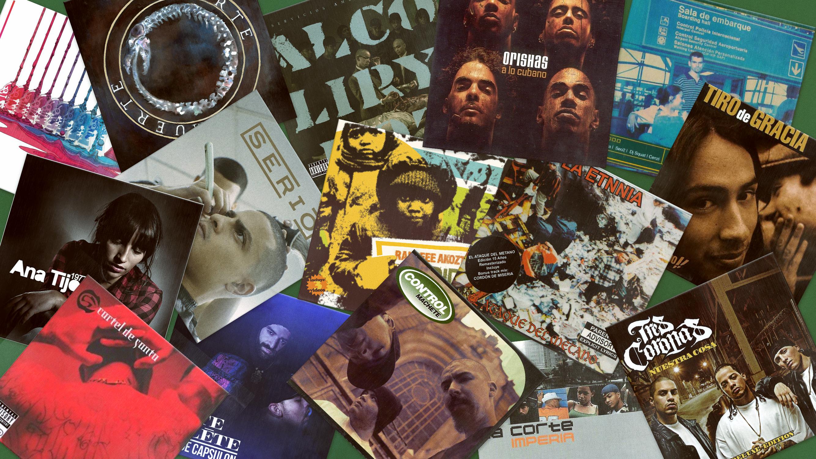 Estos son los 15 discos definitivos del rap latinoamericano - Noisey cb716b3298e