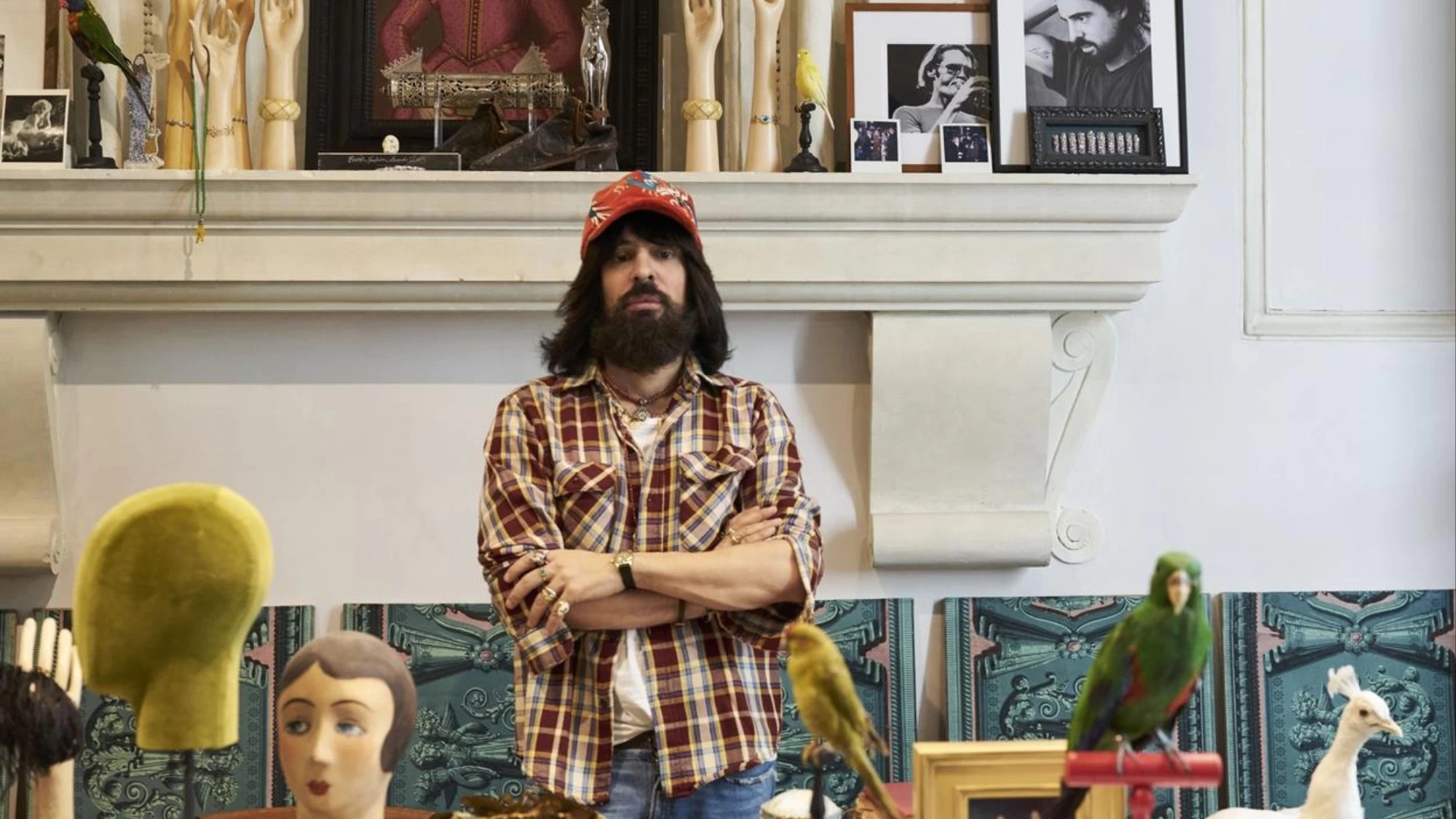 1b9513d91a101 37 things you didn t know about gucci s creative director alessandro michele