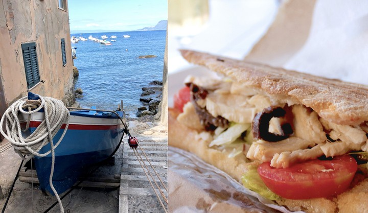 Come un incredibile panino al Pesce Spada è diventato il simbolo di questa cittadina calabrese