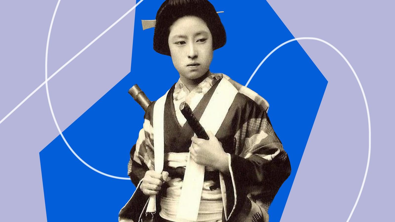 How Onna-Bugeisha, Feudal Japan's Women Samurai, Were Erased From History