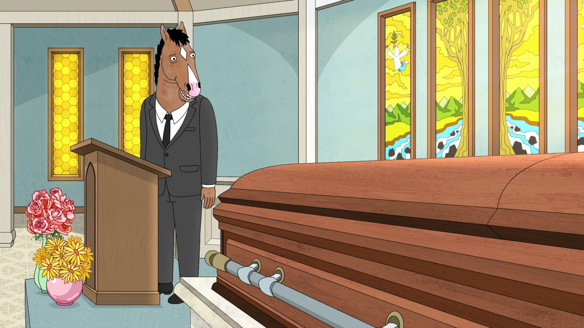 BoJack Horseman' Helped Me Grapple with the Death of an