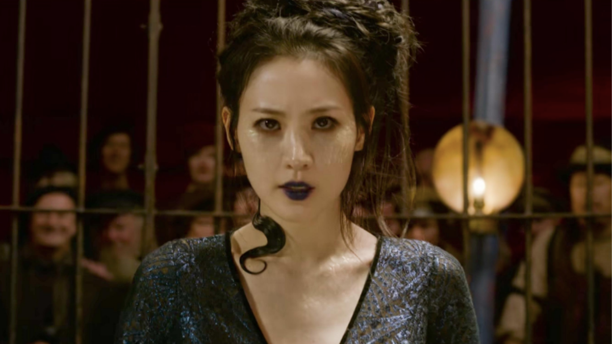 Why Casting Nagini as an Asian Woman in 'Fantastic Beasts' Is So Offensive