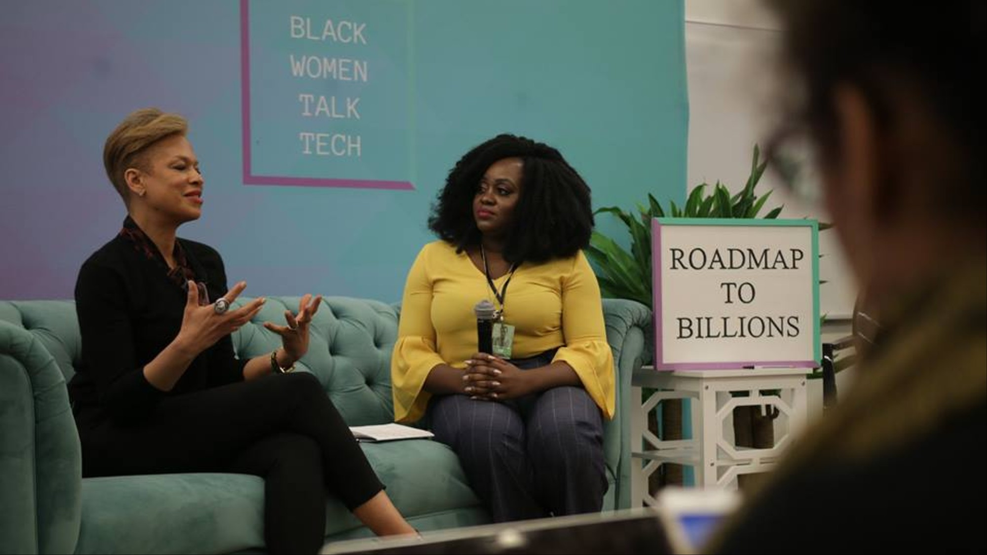 Black Tech Conferences Offer a Lifeline in a Predominantly