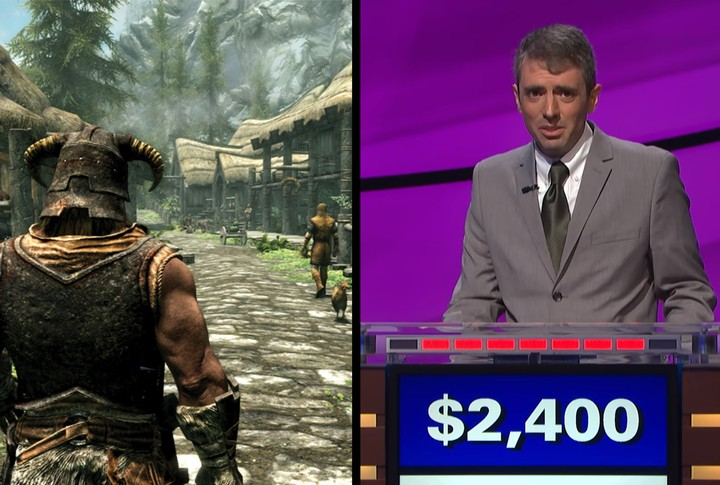 Watch 'Jeopardy!' Contestants Fail to Correctly Answer a Single Question About Video Games