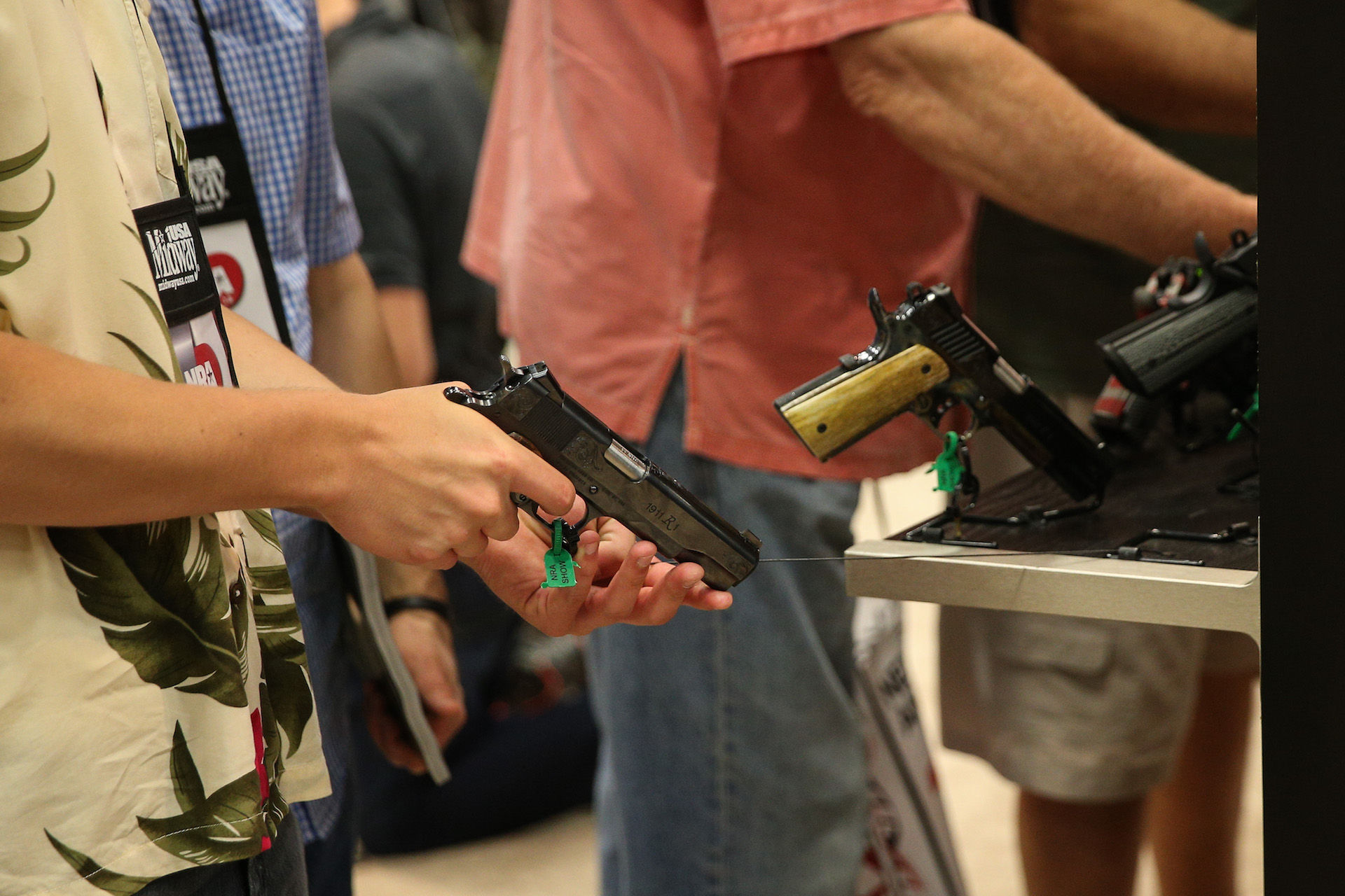 Thursday move to illustrate new paradigm in gun rights advocacy