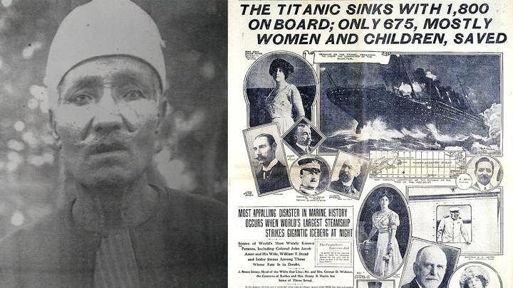 L'histoire du « Mystérieux », l'Égyptien qui a survécu au Titanic