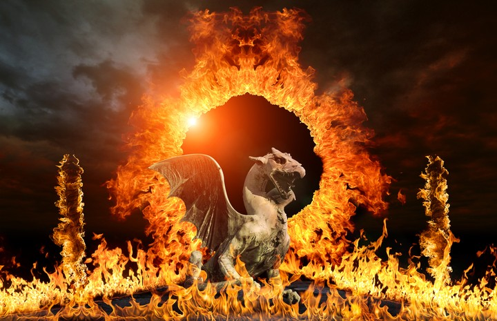 Mysterious Hole Shooting Out Flames in Arkansas Is Definitely 'Not Satan,' Officials Say