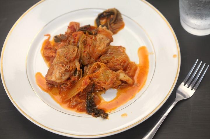 Kimchi-Braised Pork Recipe