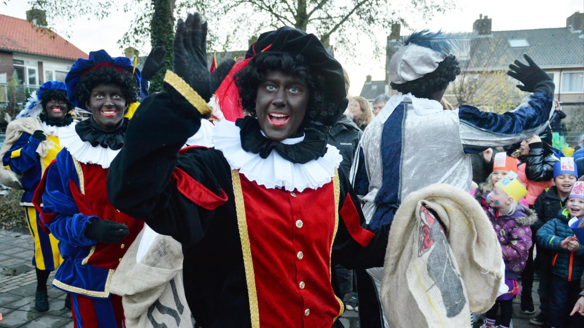 Dutch Christmas.A Dutch Broadcaster Dropped A Blackface Christmas Character