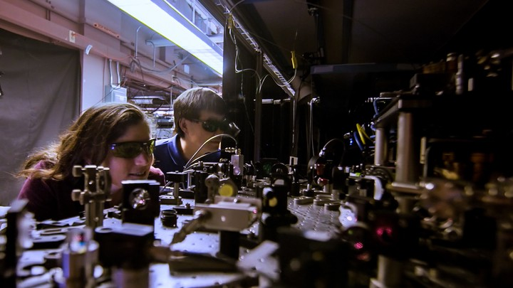 The World's Most Precise Clock Reveals the Nature of Time and the Universe