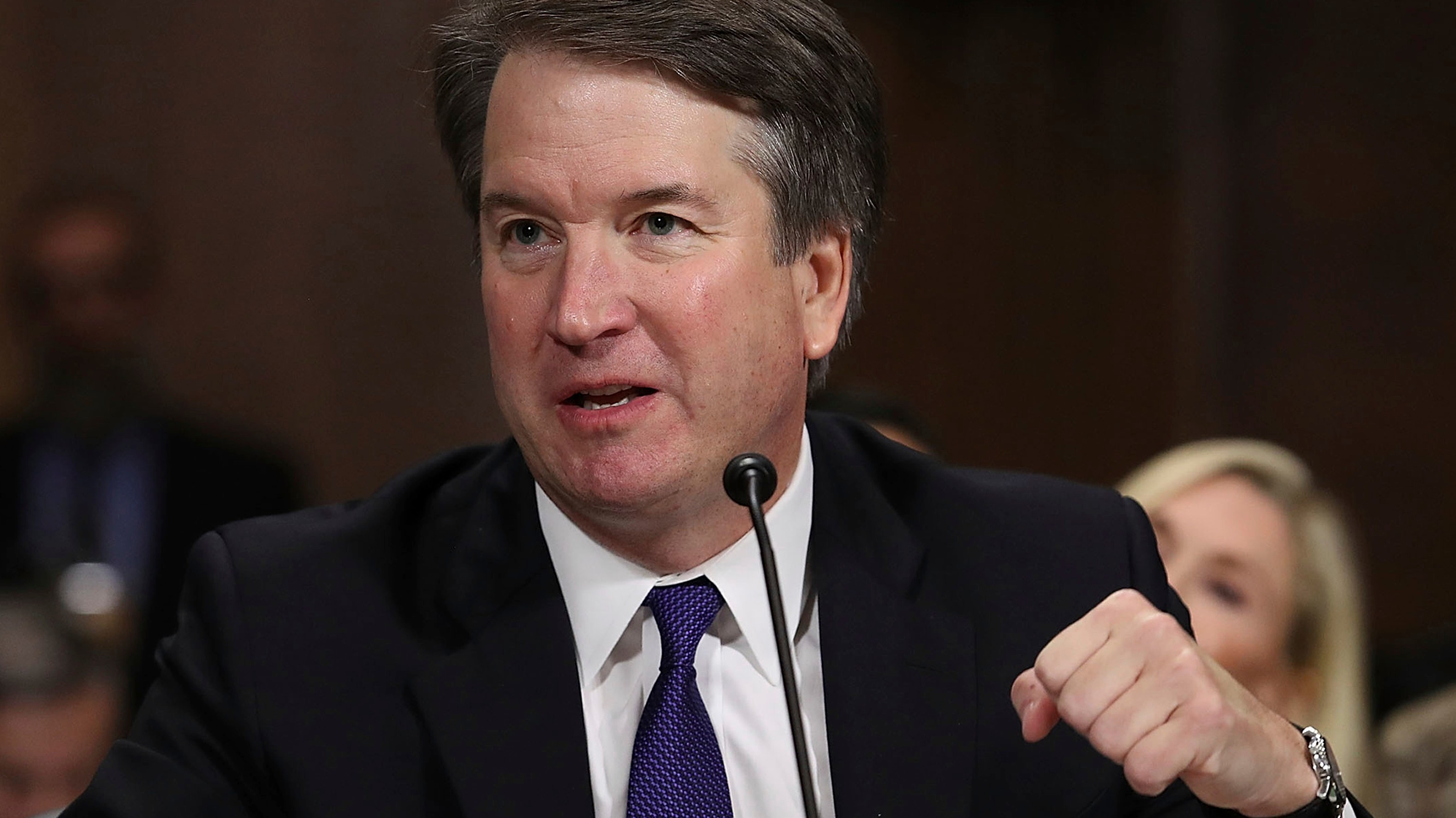 The FBI didn't look into whether Kavanaugh lied under oath about blacking out, report says
