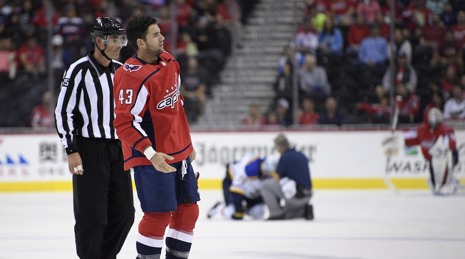 Tom Wilson Needs To Get His Shit Together ASAP (Thursday)