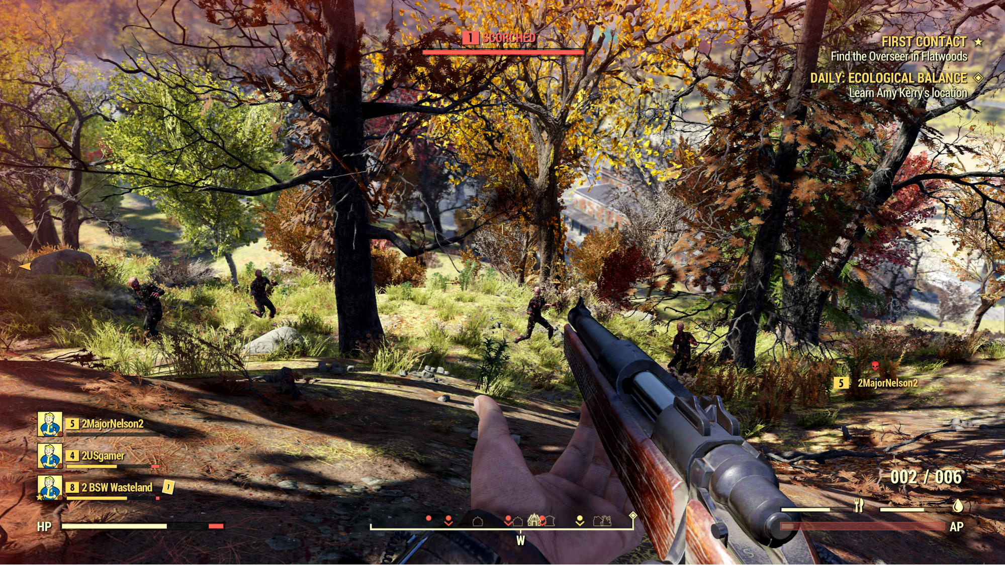 I Played Three Hours of 'Fallout 76' and I Can't Stop Thinking About