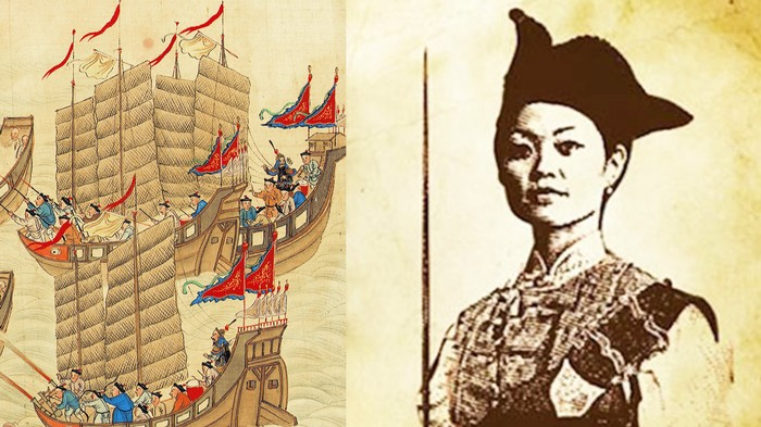Ching Shih, the Cantonese Sex Worker Who Became China's Most Feared Pirate
