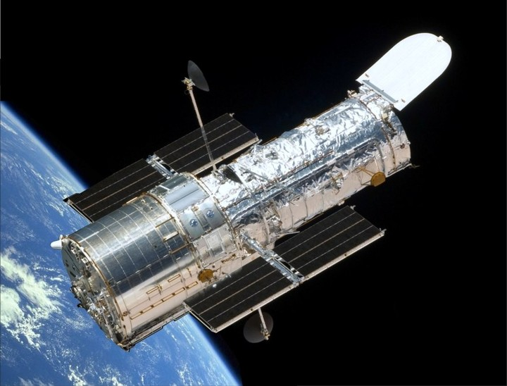 Hubble Space Telescope in 'Sleep Mode' After Gyroscope Failure