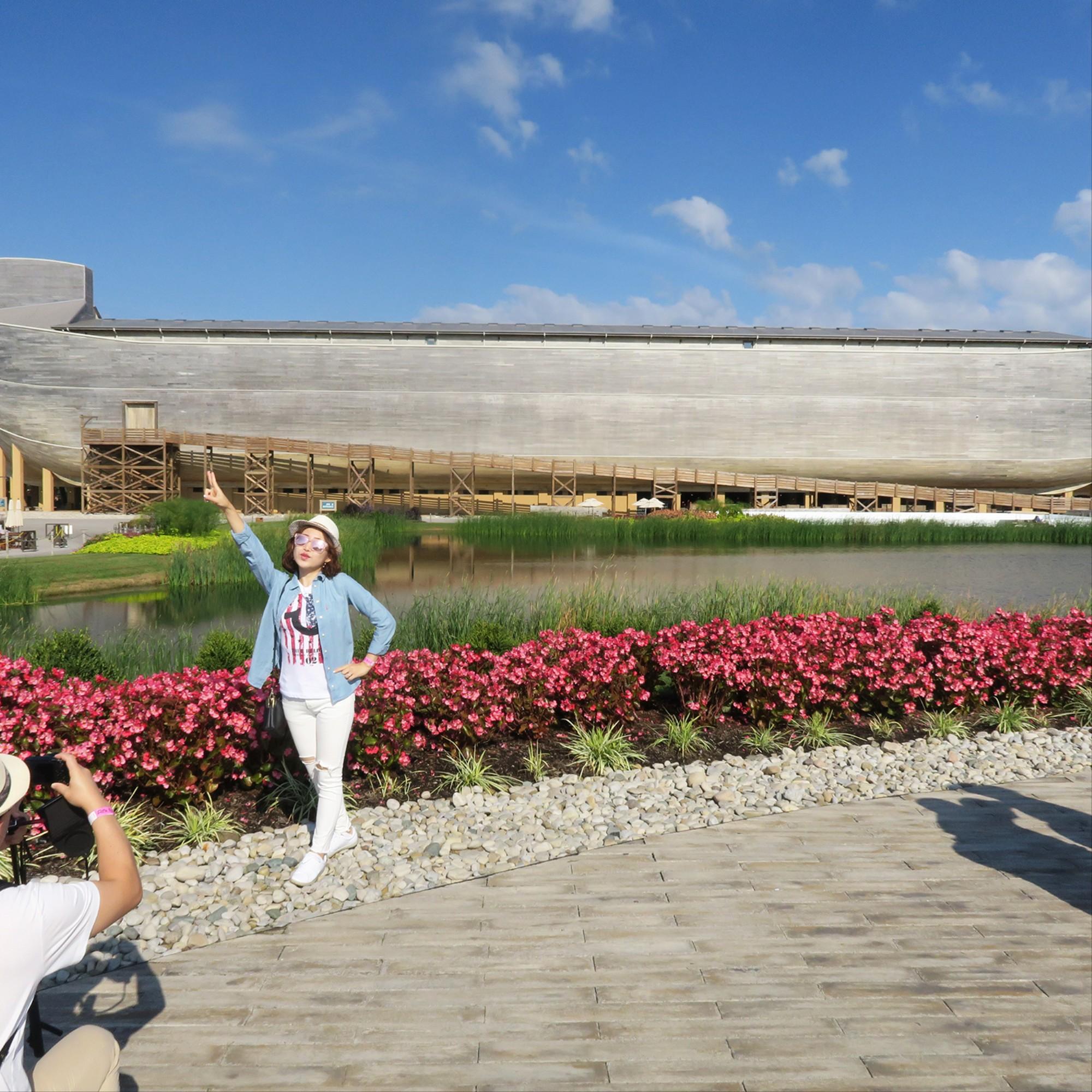 This 100 Million Noahs Ark Theme Park Is A Boring Homophobic Mess