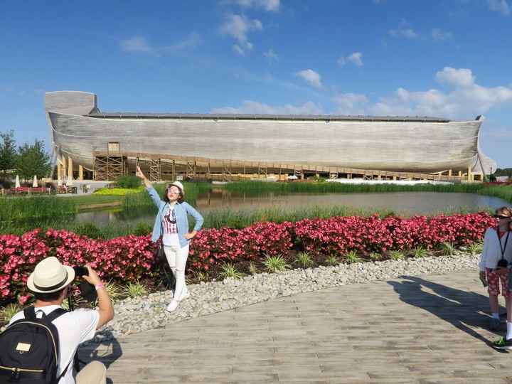 This $100 Million Noah's Ark Theme Park Is a Boring, Homophobic Mess