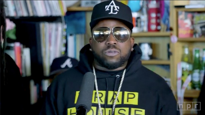 Big Boi Gave His OutKast Hits a Funk Remix for His Tiny Desk Concert