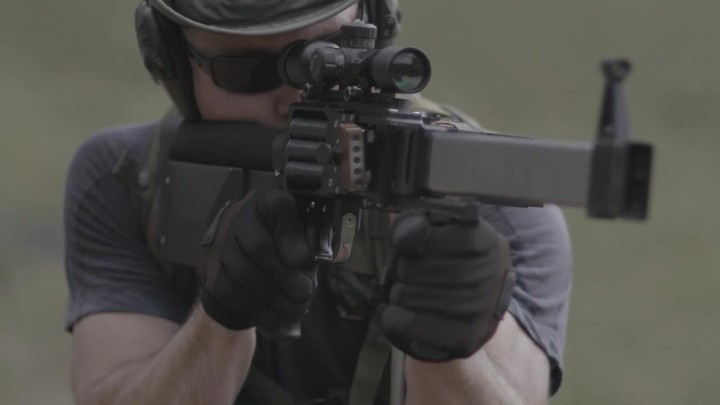 Army Eyes New 'Ribbon-Gun' Rifle That Fires Four Rounds at a Time