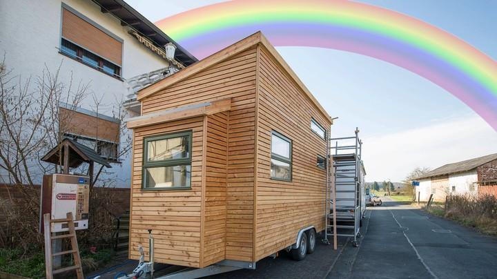 Tiny Houses sind die dümmste Idee gegen steigende Mietpreise aller Zeiten