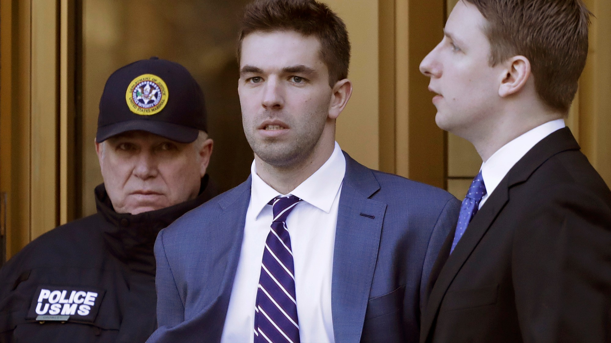 BREAKING: Fyre Festival scammer Billy McFarland sentenced to
