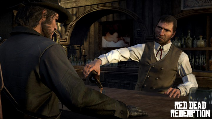 It's Hard to Go Back to the Old West in 'Red Dead Redemption'
