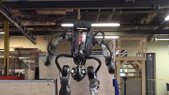 Boston Dynamics' Atlas Robot Is Getting Good, and Now I'm Nervous