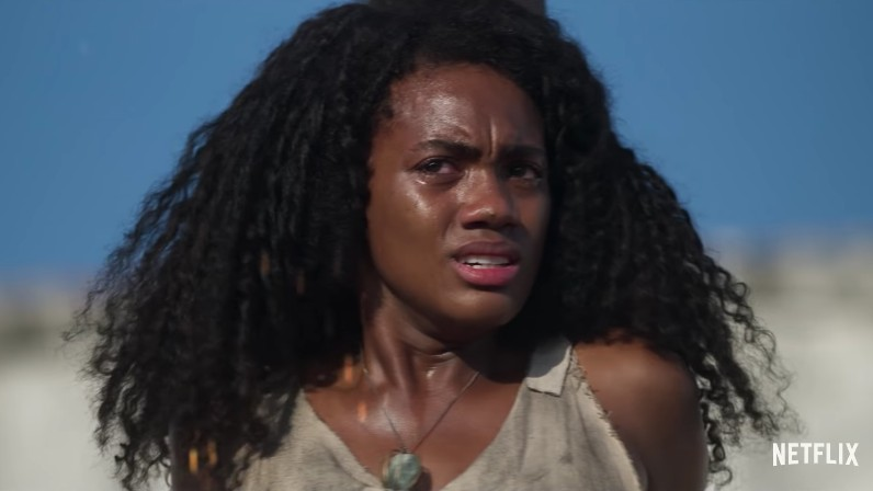Strong Black Woman Wants To Save Her White Slave Owning Lover