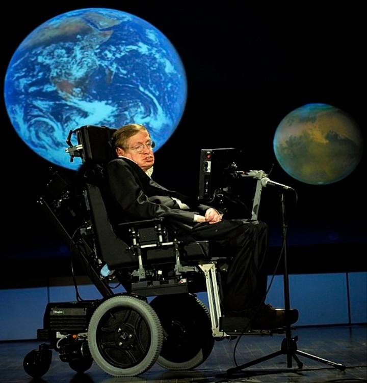 Stephen Hawking's Last Paper Is Now Online