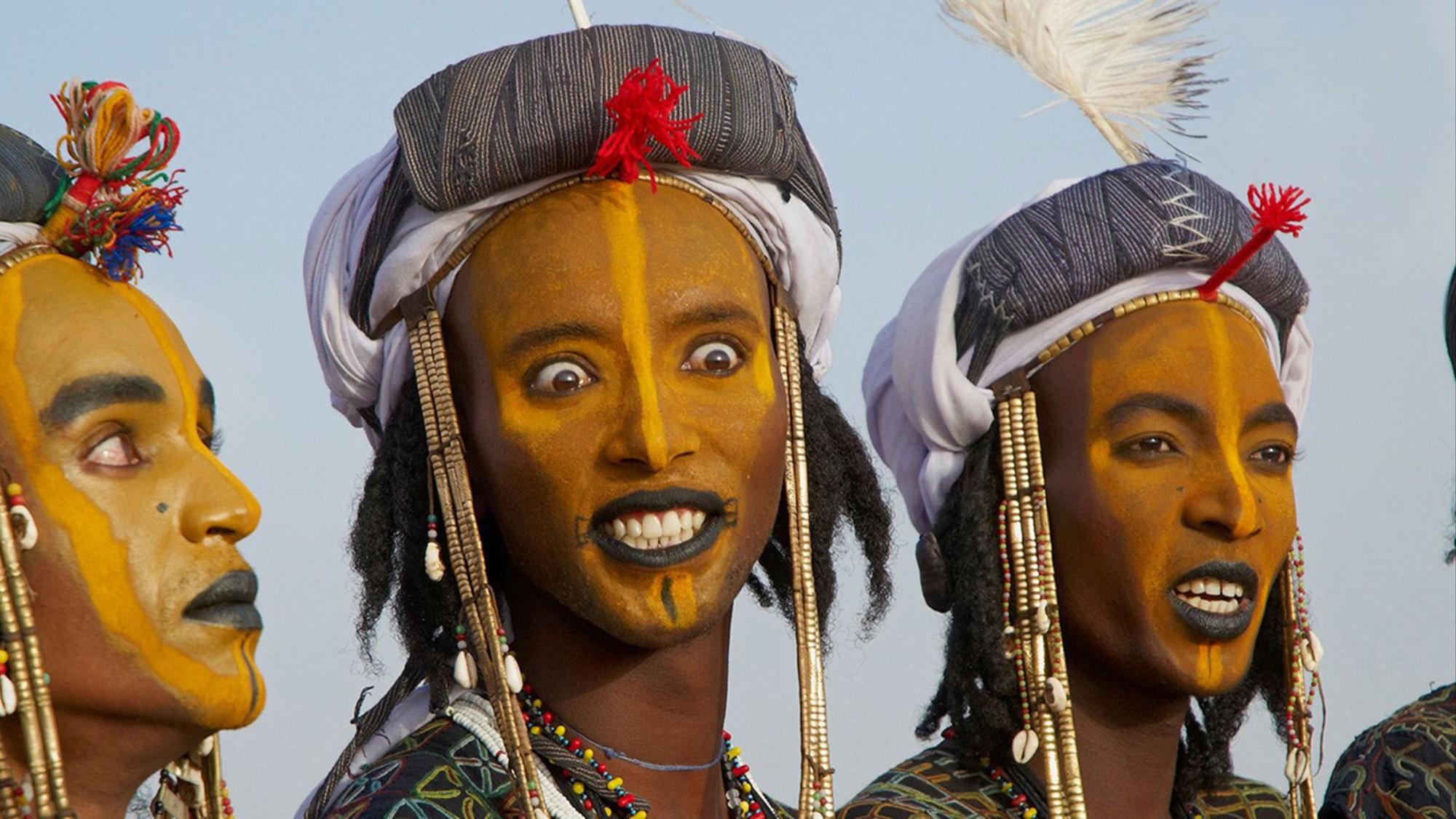 Oddafrica 13 Shocking