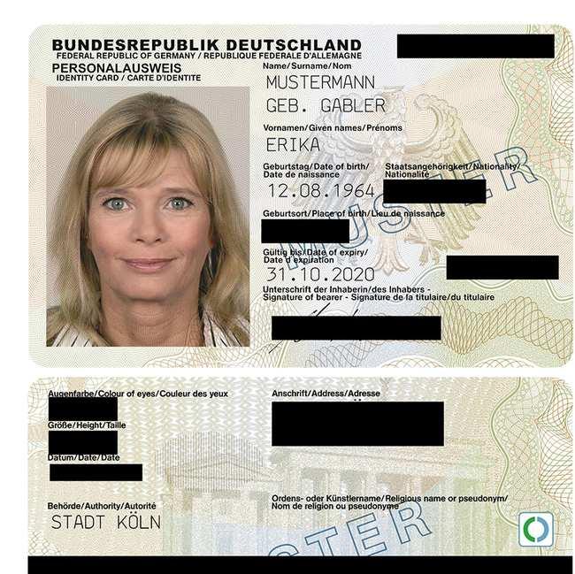 Was ist prüfziffer personalausweis