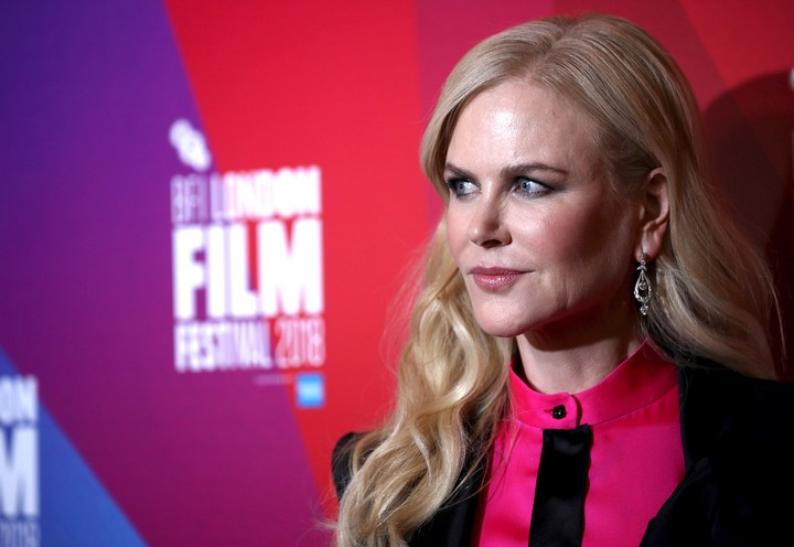 Nicole Kidman: Marriage to Tom Cruise 'Kept Me From Being Sexually Harassed'
