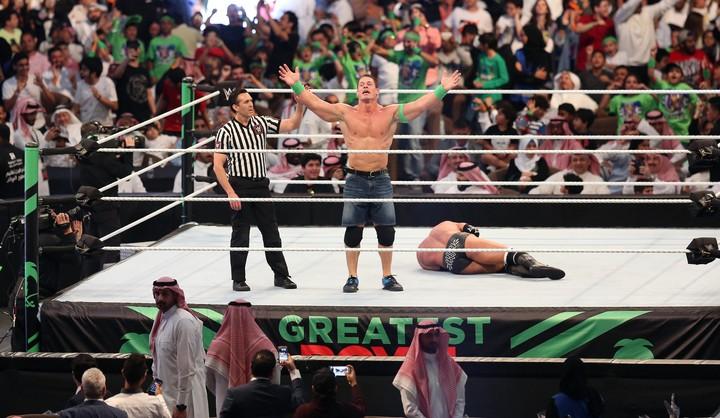 WWE's Saudi Arabia Nightmare