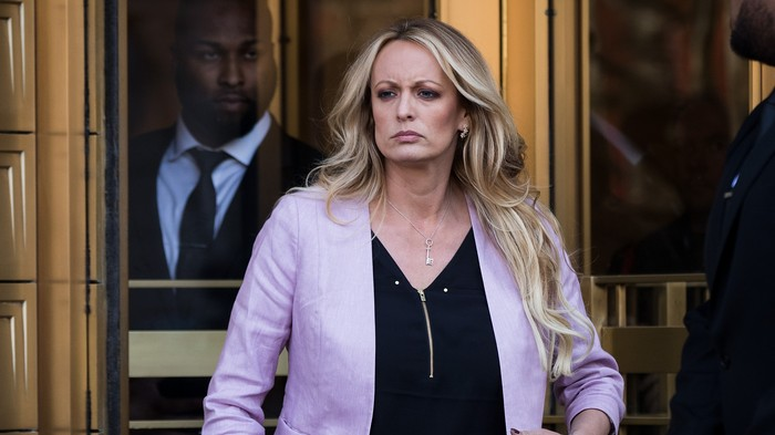 Judge Orders Stormy Daniels to Pay Trump's Legal Fees