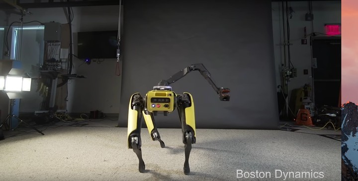 I Don't Care if This Robot Dog Can Dance, It Will Still Kill Us All
