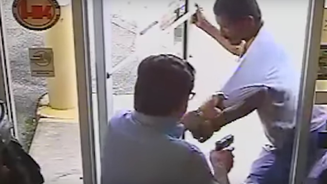 VIDEO: A Florida official shot a suspected shoplifter in the chest — and then watched him die
