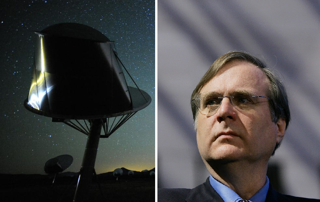 How Paul Allen Saved the American Search for Extraterrestrial Intelligence