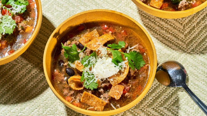 Beef and Black Bean Soup Recipe