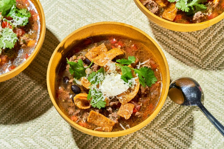 Beef and Black Bean Soup Recipe - VICE