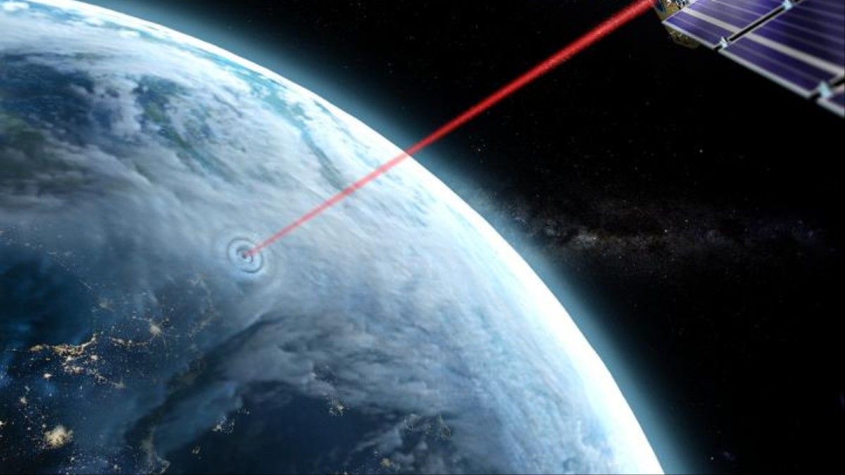Scientists Want to Punch Holes in Clouds With Ultra-Hot Lasers from Space