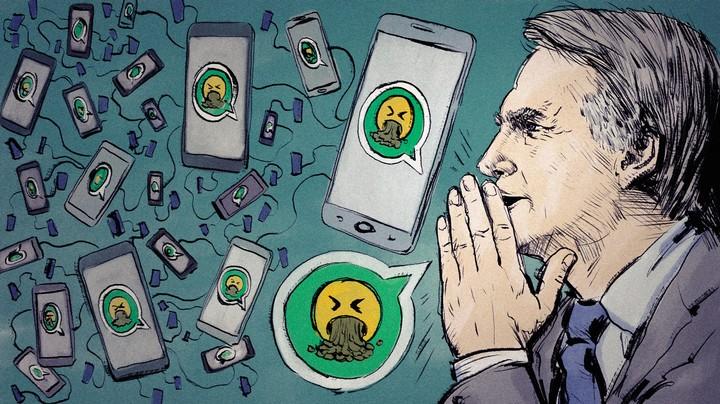 Como o WhatsApp virou uma realidade paralela (e perigosa) no Brasil