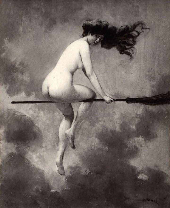 Las brujas robaban penes y los conservaban como mascotas en la Edad Media